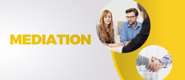 Mediation – Divorce and Dispute Resolution