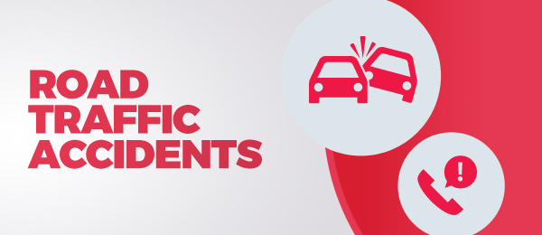 road traffic accident - St Helens Law
