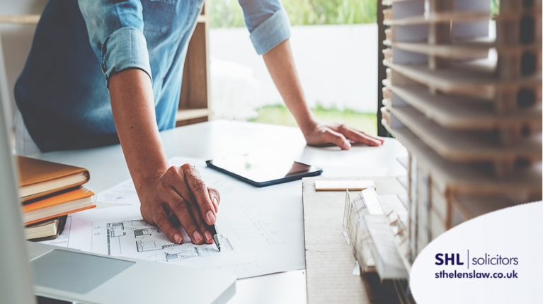 Legalities to consider when starting a property development project