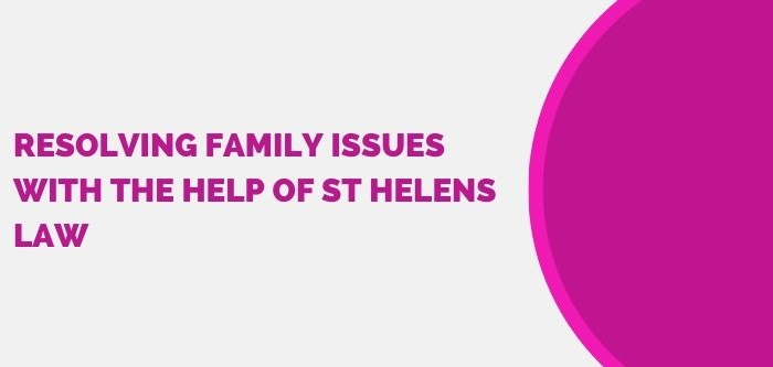 Family Law St Helens