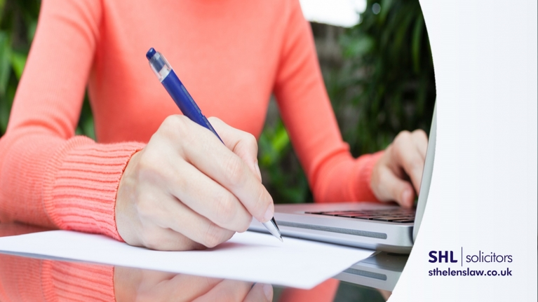 The benefits of making a will online