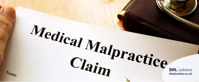 When should you think about making a clinical negligence claim?