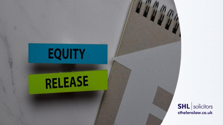 Why using equity release can help you in your later years